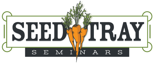 Seed Tray Seminars Logo